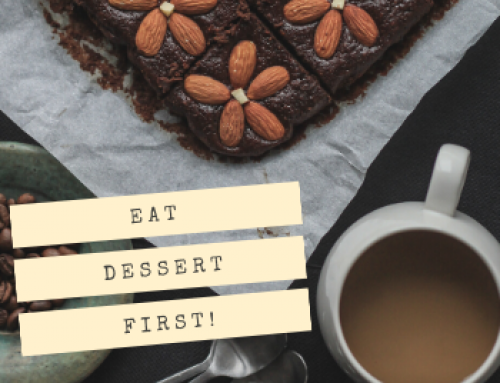 Eat Dessert, Ayurvedically!