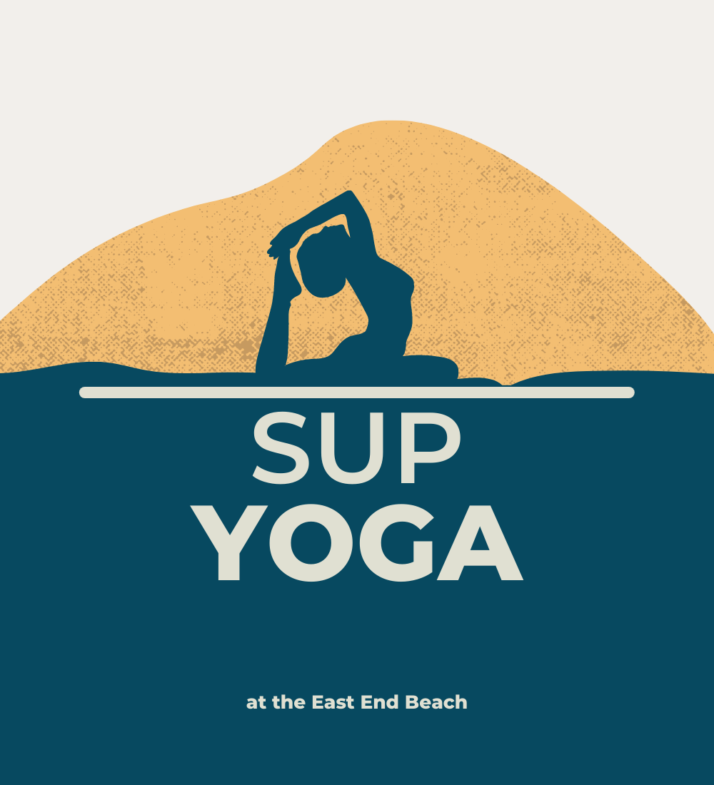 SUP Yoga at Portland Paddle